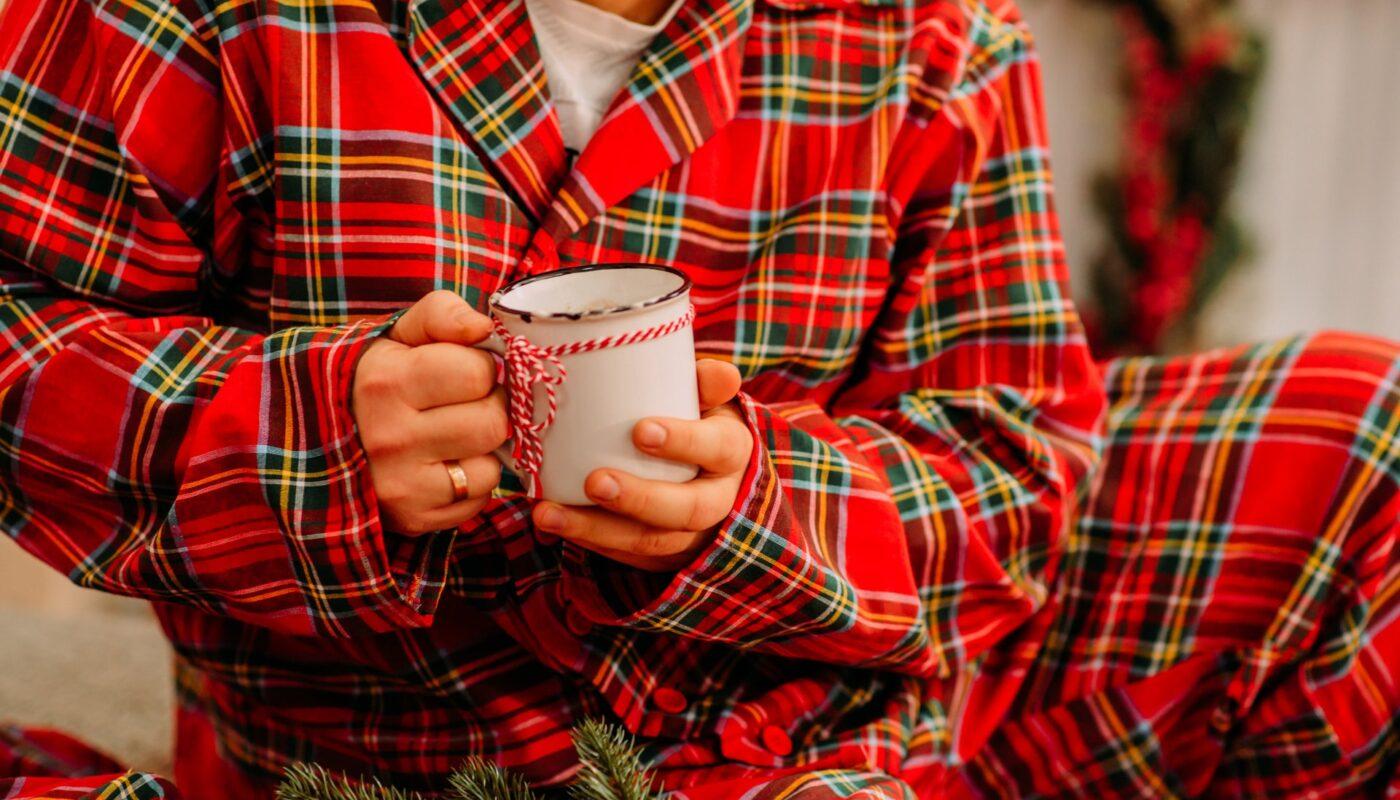 vieux pyjama hiver