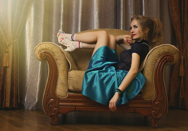 femme pin up