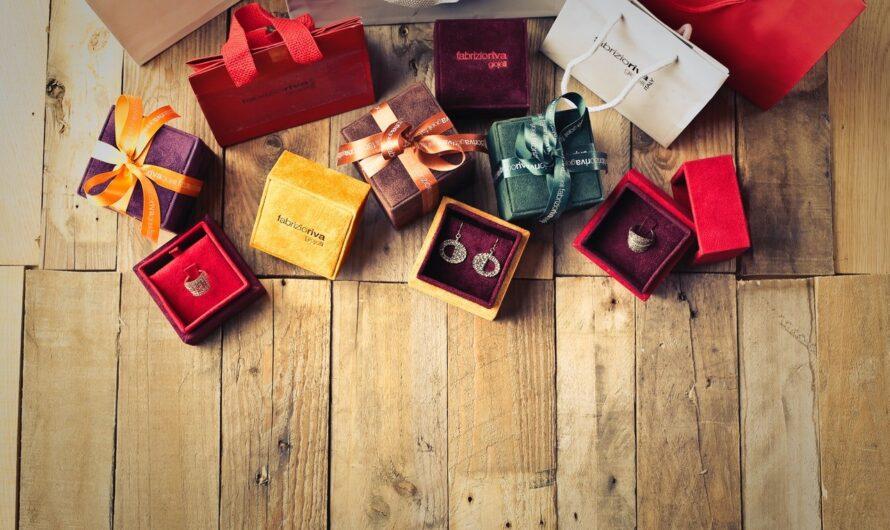 Les différents types de boites à bijoux