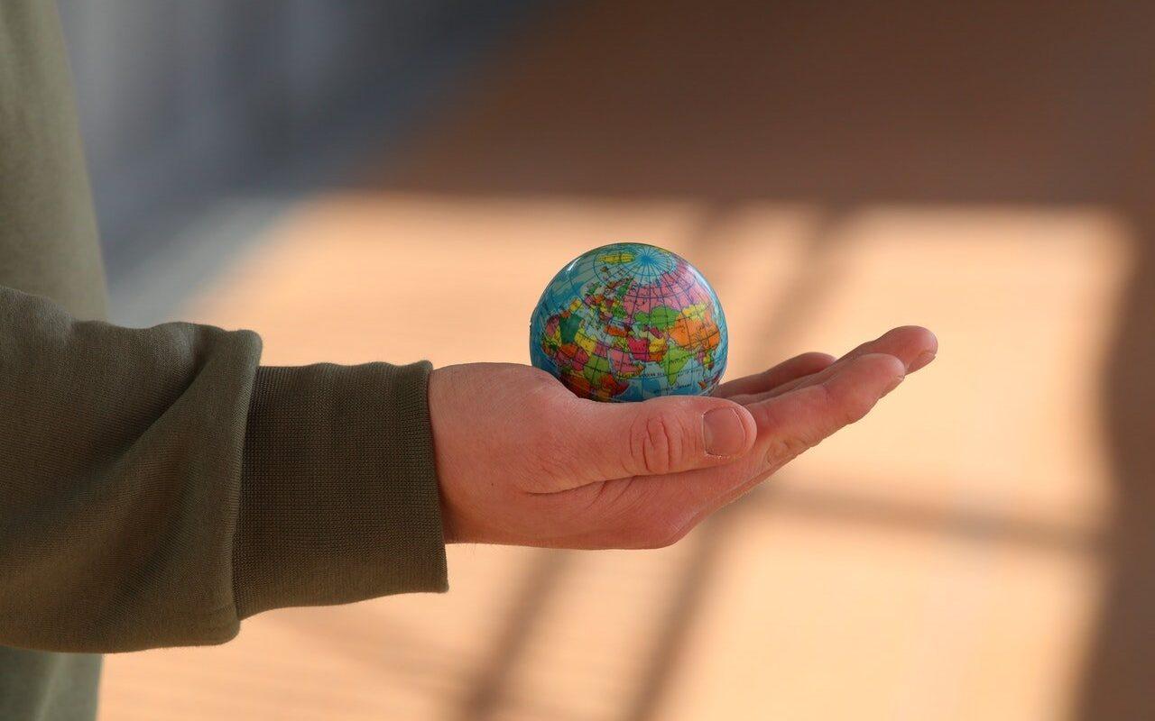 le rôle du globe terrestre